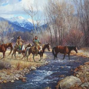 Martin Grelle Astoria Fine Art Gallery In Jackson Hole