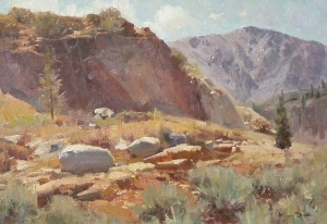 Mian Situ :: Astoria Fine Art Gallery in Jackson Hole